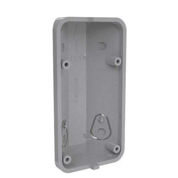 1 Komplet uchwytów ściennych do czujek z serii OPAL i AOD 200 BRACKET C GY