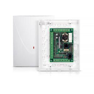 1 Moduł kontrolera przejścia z obsługą czytników kart w standardzie WIEGAND26 w obudowie OPU 1 A ACCO KPWG