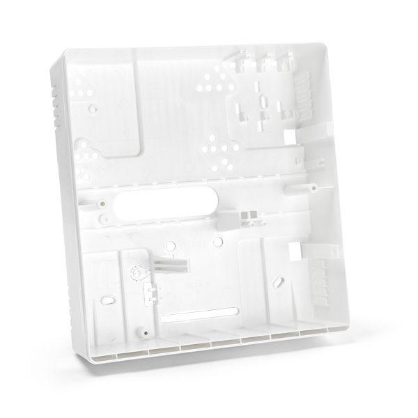 1 Obudowa uniwersalna z polistyrenu tworzywo z uniepalniaczem natynkowa z miejscem na transformator i akumulator 7Ah OPU 4 P