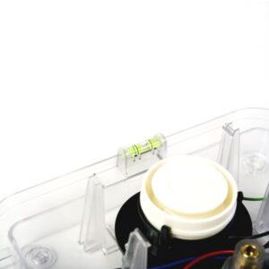 1 Sygnalizator zewnętrzny akustyczno optyczny zgodny z EN 50131 GRADE 2 SP 6500 R PROMITEL
