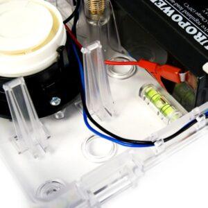 2 Sygnalizator zewnętrzny akustyczno optyczny zgodny z EN 50131 GRADE 2 SP 6500 R PROMITEL