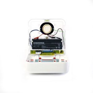 3 Sygnalizator zewnętrzny akustyczno optyczny zgodny z EN 50131 GRADE 2 SP 6500 R PROMITEL