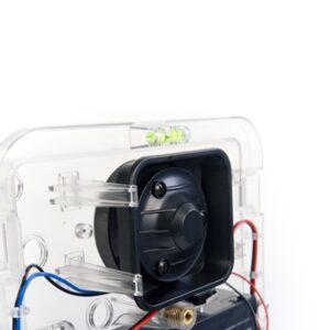 4 Sygnalizator zewnętrzny akustyczno optyczny zgodny z EN 50131 GRADE 2 SD 6000 R