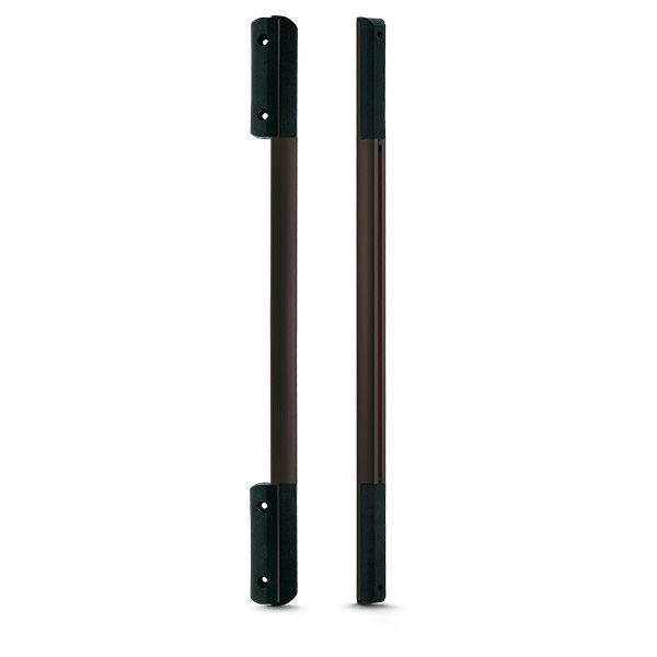 Aktywna bariera podczerwieni 4 wiązki długość listew 105cm srebrna ACTIVA 4 BR