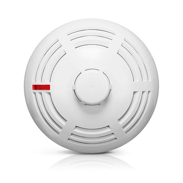 Bezprzewodowa czujka dymu ciepła ASD 200
