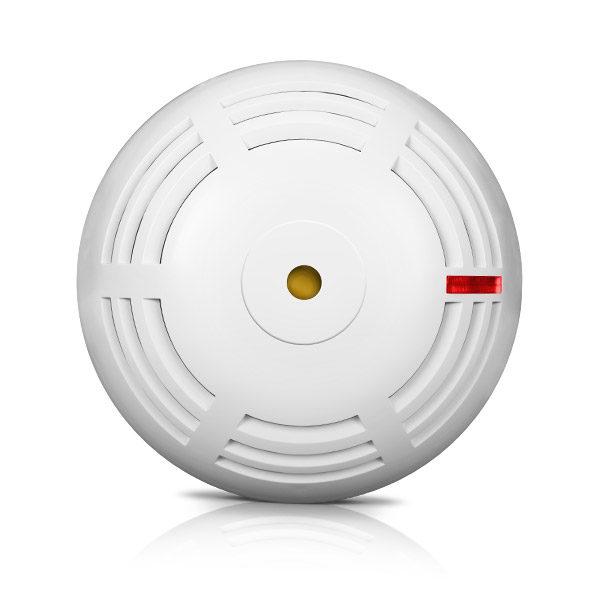 Bezprzewodowa czujka dymu ASD 250