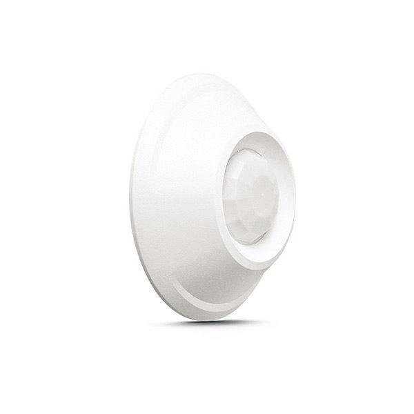 Cyfrowa pasywna czujka podczerwieni sufitowa podwójny pyroelement AQUA Ring