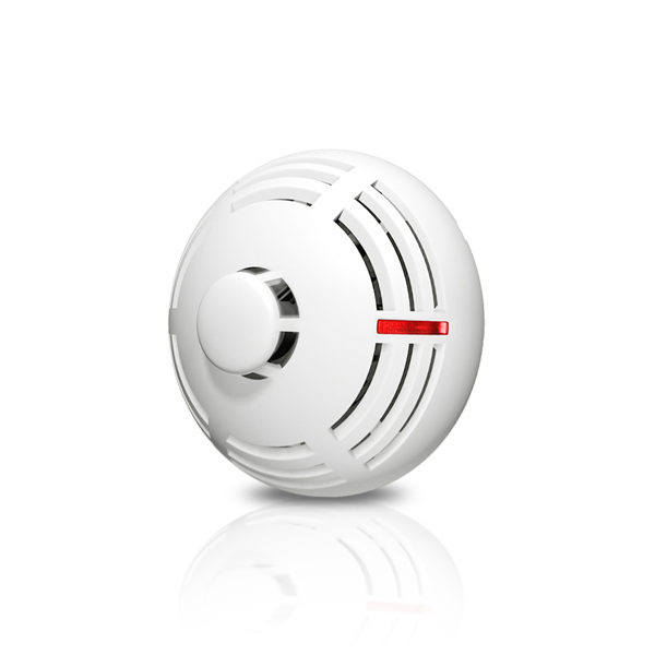 Czujka dymu i ciepła do systemów alarmowych TSD 1
