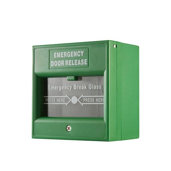 Green Hikvision DS K7PEB