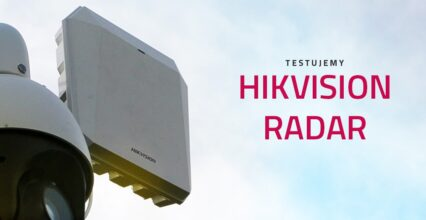Hikvision radar test