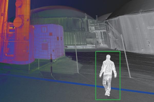 Inteligentne rozwiazania kamery termowizyjne