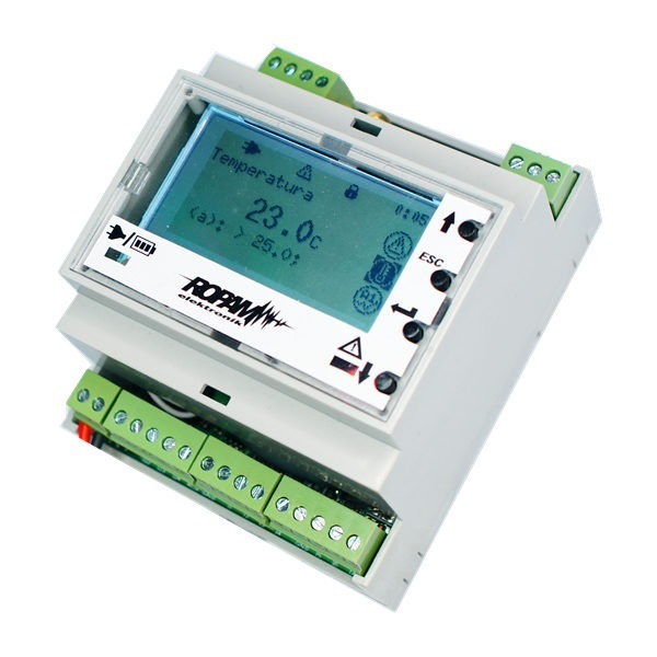 LCD HMI D4M