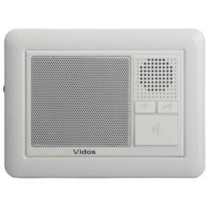 M361W Unifon głośnomówiący do systemów wideodomofonowych 03
