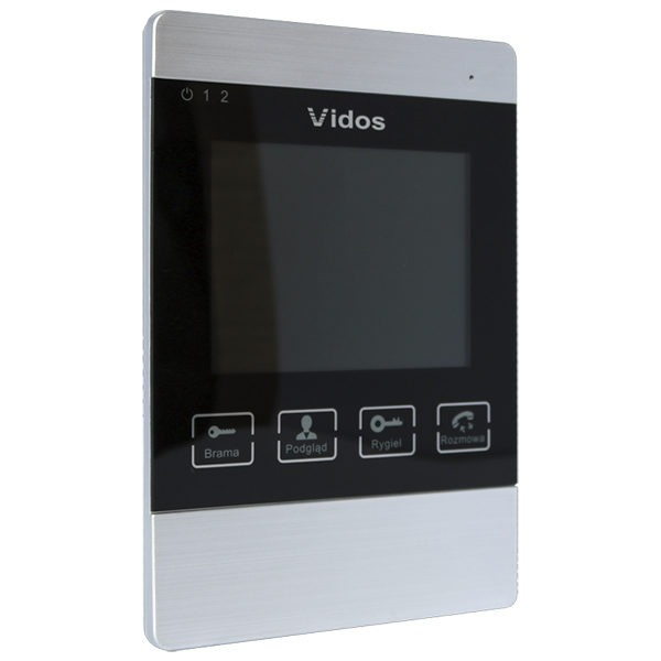 M904S Monitor wideodomofonu 04