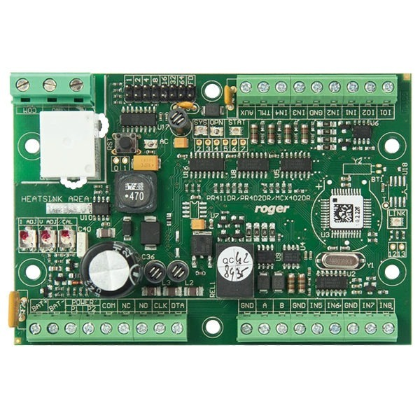 MCX402DR BRD
