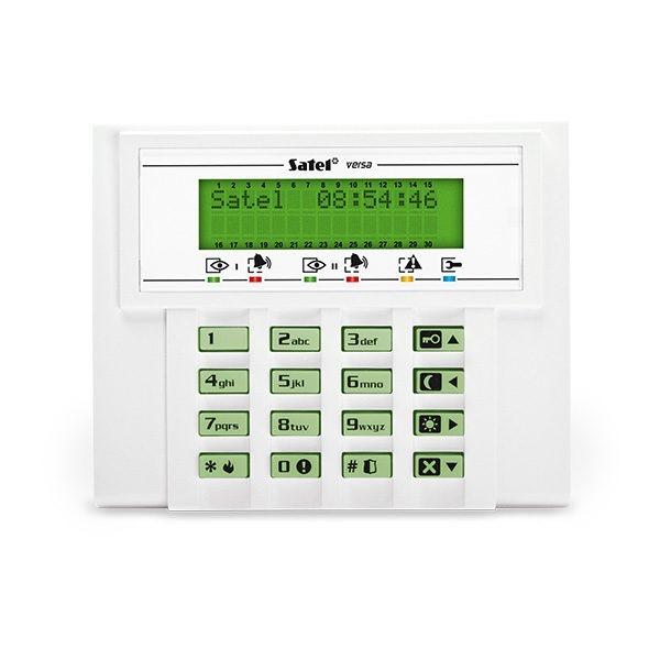Manipulator LCD Typ V VERSA LCD GR