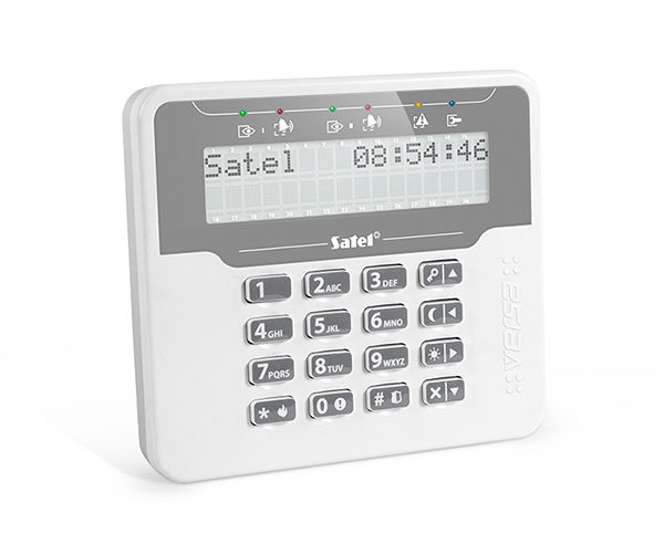 Manipulator LCD VERSA LCDM WH