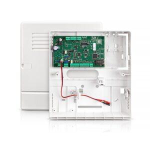 Płyta główna centrali alarmowej z modułem komunikacyjnym ETH PSTN i sygnalizatorem wewnętrznym VERSA IP 2