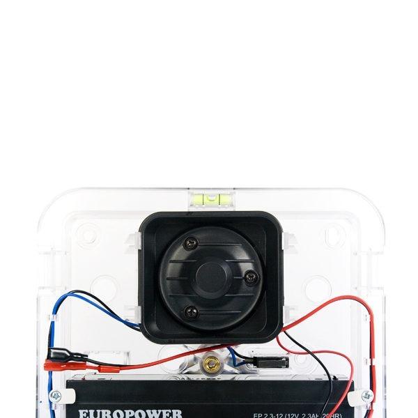 PROMITEL 3 Sygnalizator zewnętrzny akustyczno optyczny zgodny z EN 50131 GRADE 2 SD 6000 R