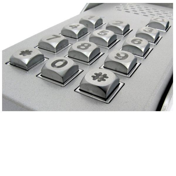 S50D Stacja bramowa wideodomofonu 01
