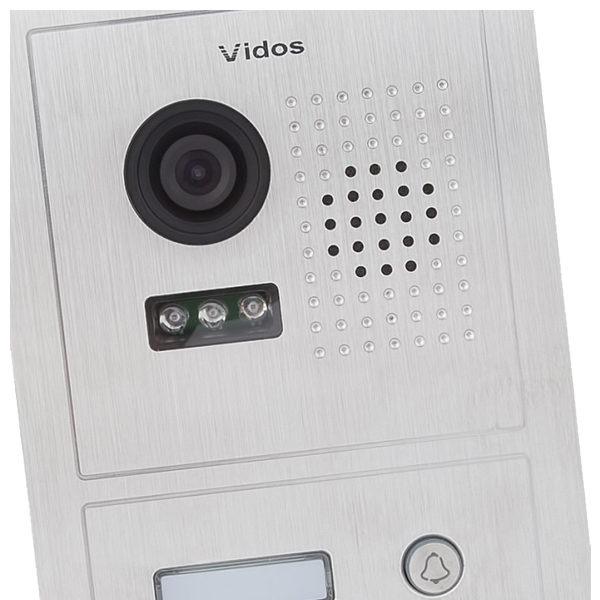 S603 Stacja bramowa wideodomofonu 0002