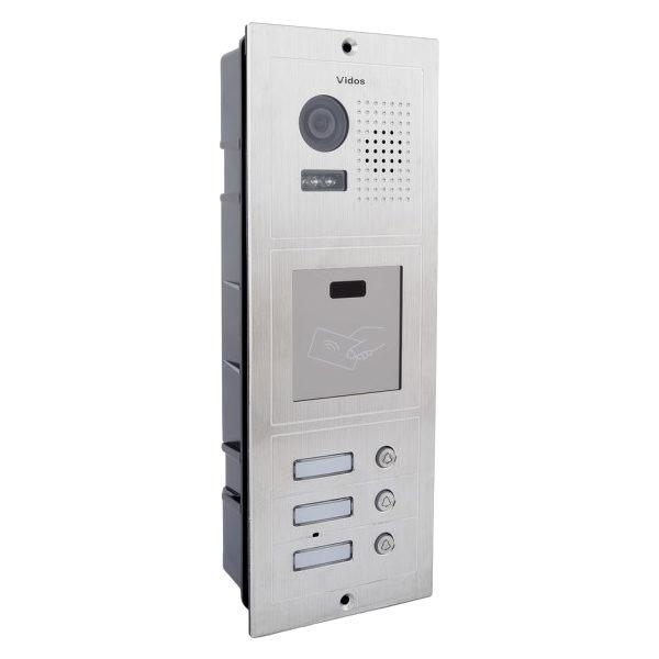 S603A 2 Stacja bramowa wideodomofonu 0001