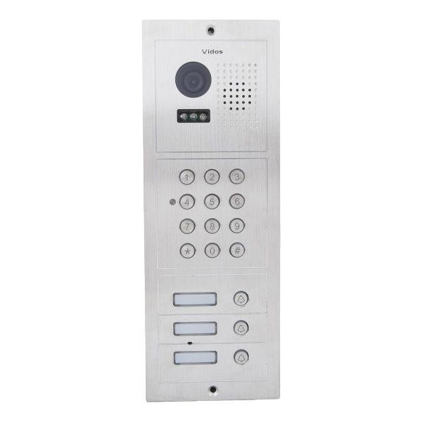 S603D 2 Stacja bramowa wideodomofonu 0002