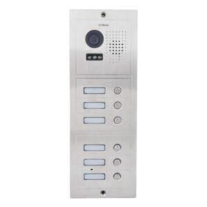 S606 Stacja bramowa wideodomofonu 0002