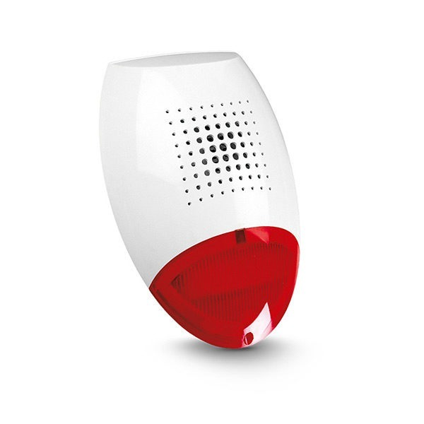 Sygnalizator zewnętrzny akustyczno optyczny SD 3001 R