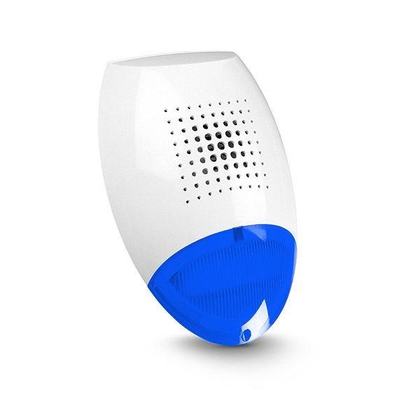 Sygnalizator zewnętrzny akustyczno optyczny SP 500 BL