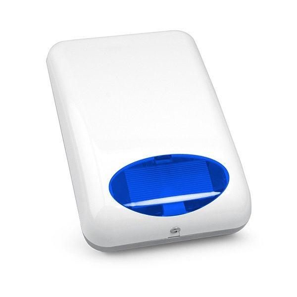 Sygnalizator zewnętrzny akustyczno optyczny SPL 5010 BL