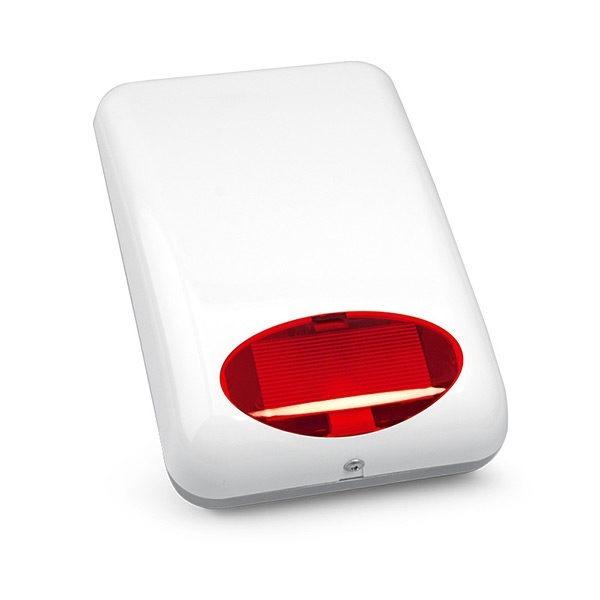 Sygnalizator zewnętrzny akustyczno optyczny SPL 5010 R