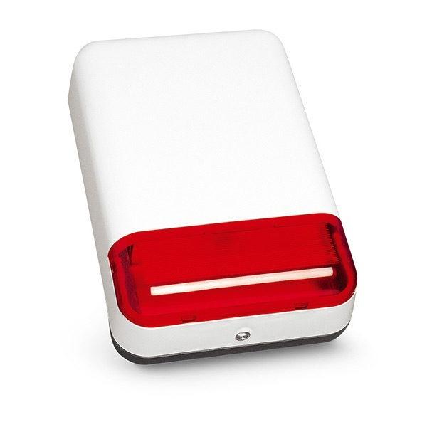 Sygnalizator zewnętrzny akustyczno optyczny SPLZ 1011 R