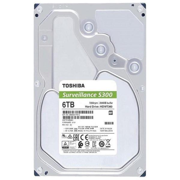 Toshiba S300 HDWT150UZSVA 6TB