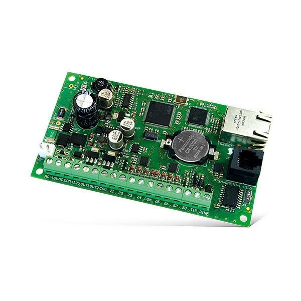 Uniwersalny moduł Ethernetowy symulacja linii telefonicznej 8 wejść 4 wyjścia ETHM 2
