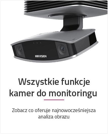 funkcje kamer do monitoringu