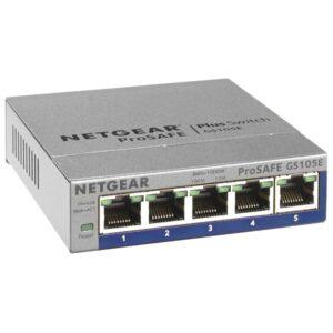 netgear GS105E 1