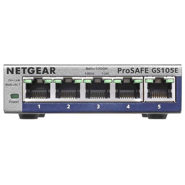 netgear GS105E 2