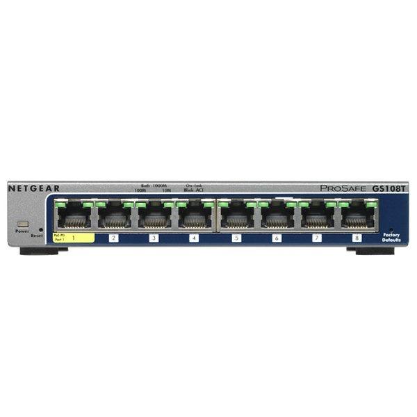 netgear GS108T 2