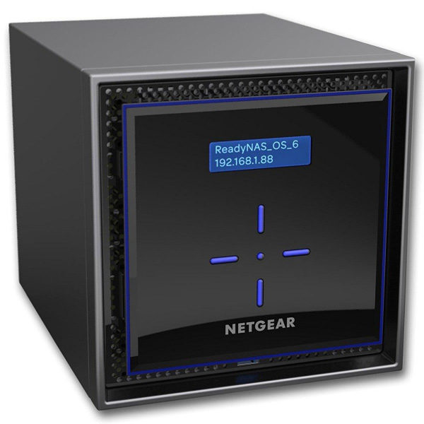 netgear READYNAS 424 1