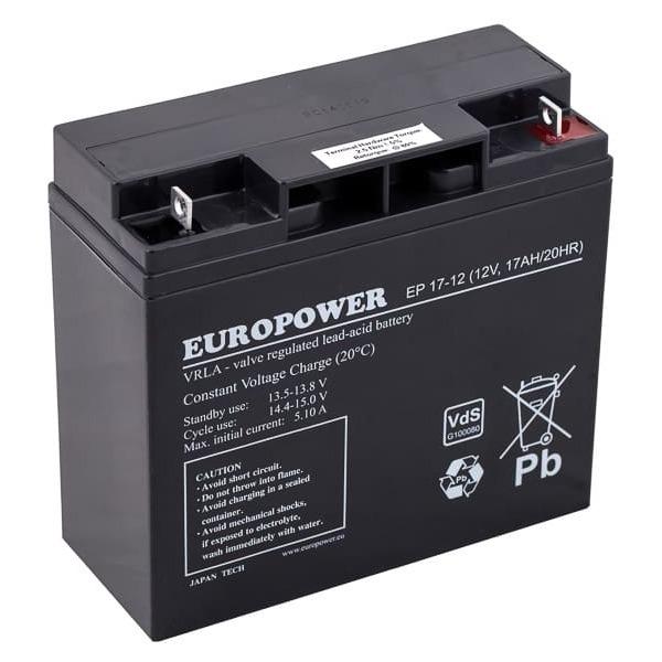 Europower 0000 EP17 12