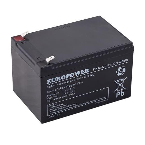Europower 0001 EP12 12