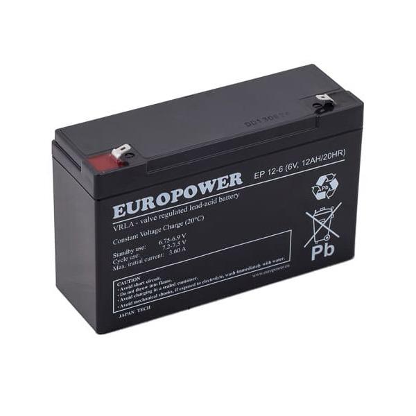 Europower 0002 EP12 6