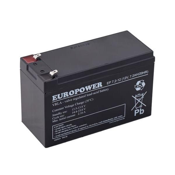 Europower 0004 EP72 12
