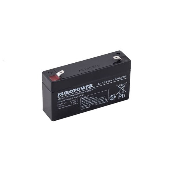 Europower 0011 EP12 6