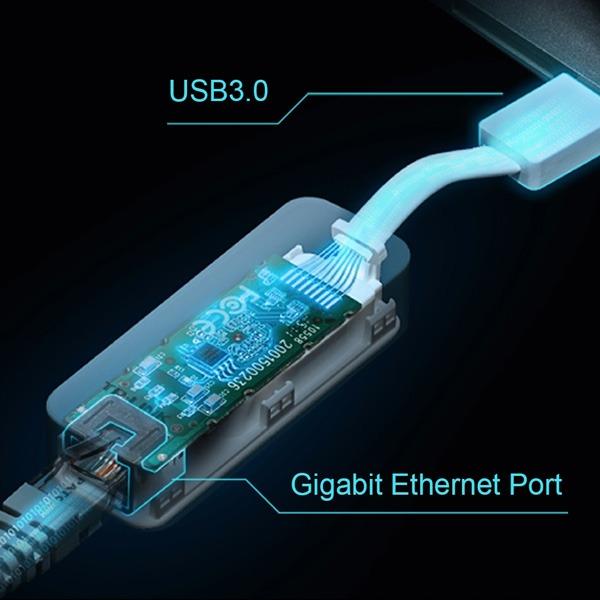 tp link 0001 UE300 Gigabit LAN