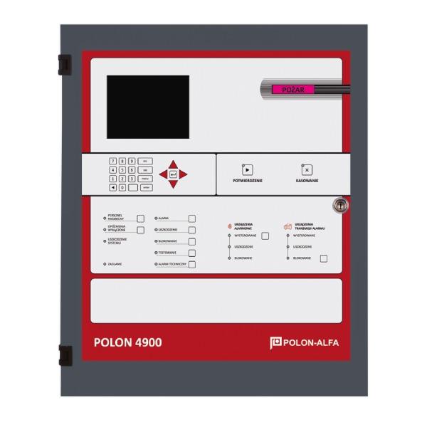 Centrala sygnalizacji pożarowej POLON-ALFA POLON 4900