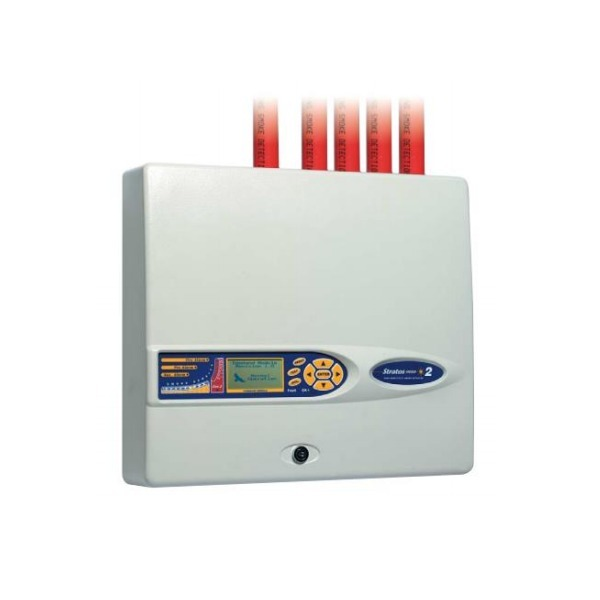 Detektor zasysający dym Air-Sense Q07-H-LCD
