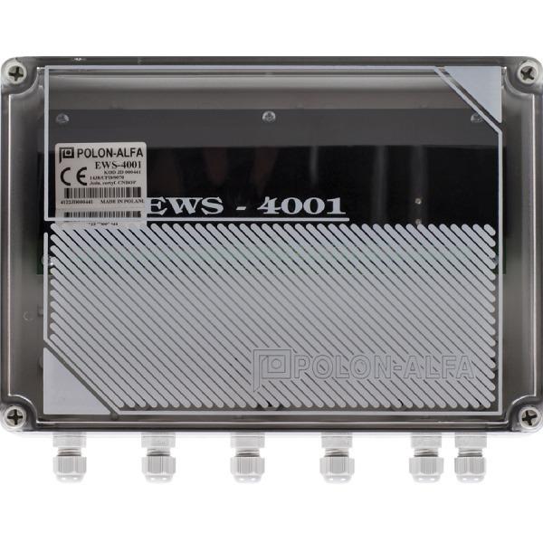 Element kontrolny wielowejściowy Polon-Alfa EWS-4001