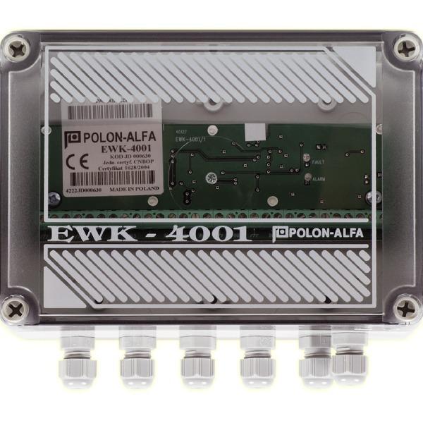 Element kontrolny wielowejściowy Polon-Alfa EWK-4001